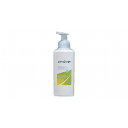 SaniSign Handfoam sanitiser